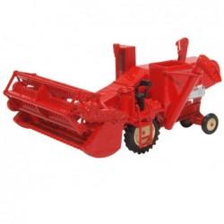 Combine Harvester Red