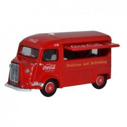 Citroen H Van Coca Cola