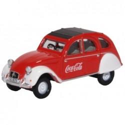 Citroen 2CV Coca Cola