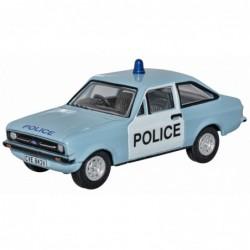 Police Ford Escort Mk2