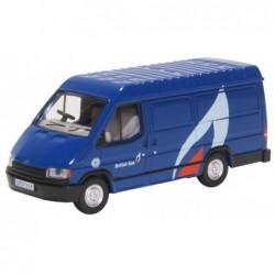Ford Transit Mk3 British Gas