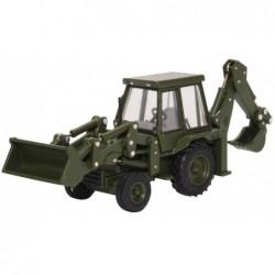 JCB 3CX (1980s) Army