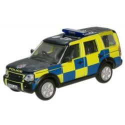 Essex Police Land Rover...