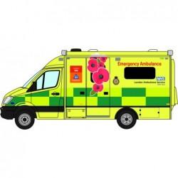 Mercedes Ambulance London...