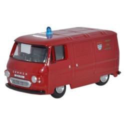 Commer PB Van London Fire