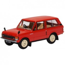 Range Rover Classic Masai Red