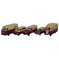 5 Piece British Rail Set...