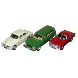 3 Piece Volvo Set