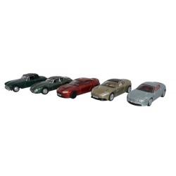 5 Piece Aston Martin Set