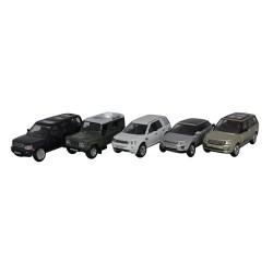 5 Piece Land Rover Set