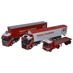 Hayton Coulthard Centenary Set