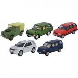 5 Piece Land Rover Classic Set