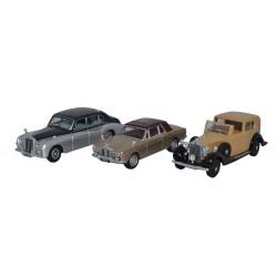 3 Piece Rolls Royce Set
