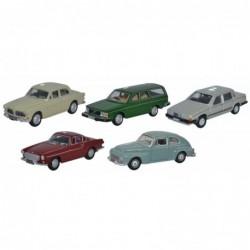 5 Piece Volvo Set