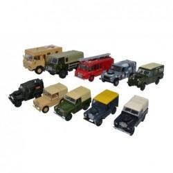 10 Piece Land Rover...