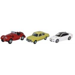 3 Piece Set BMW