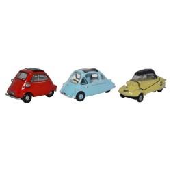 3 Piece Set Bubble Car