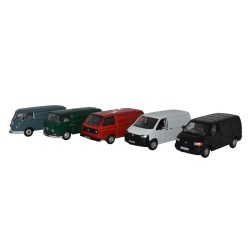 5 Piece VW Van Set...