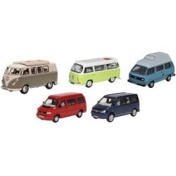 5 Piece VW Camper Set...