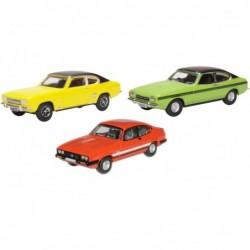3 Piece Ford Capri Set...