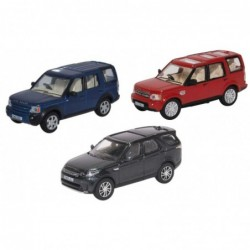 3 Piece Land Rover...