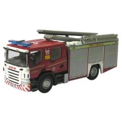 Cleveland Fire & Rescue Fire