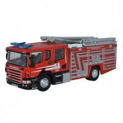 Scania CP31 Pump Ladder...