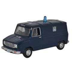 Sherpa Van Metropolitan Police