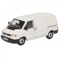 VW T4 Van Grey White