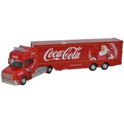 Coca Cola T Cab Box Trailer