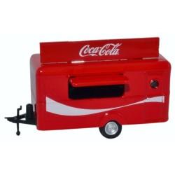 Mobile Trailer Coca Cola