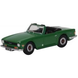 Triumph TR6 Emerald Green