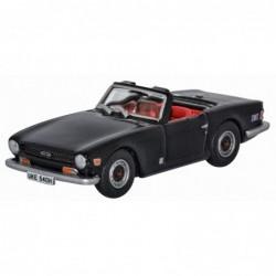 Black Triumph TR6