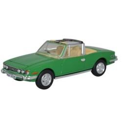 Triumph Stag Java Green
