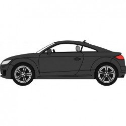 Audi TT Coupe Brilliant Black