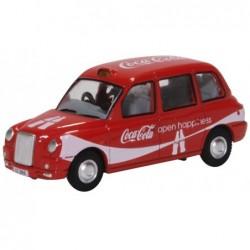 TX4 Taxi Coca Cola