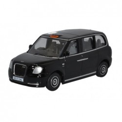 LEVC Electric Taxi Black
