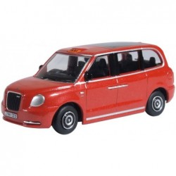 Tupelo Red LEVC TX Taxi