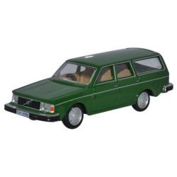 Volvo 245 Estate Green