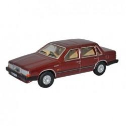 Volvo 760 Red Wood Metallic