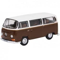 VW Bay Window Brown/White