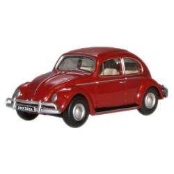 Ruby Red VW Beetle