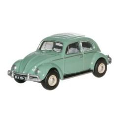 Turquoise VW Beetle