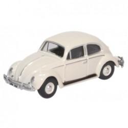VW Beetle Lotus White
