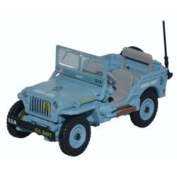 Willys MB US Navy Seabees
