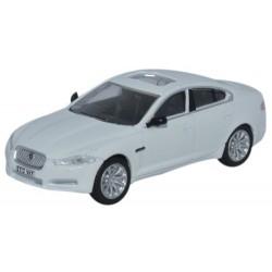 Jaguar XF Saloon Polaris White