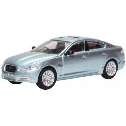 Jaguar XF Crystal Blue