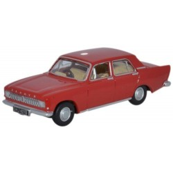 Ford Zephyr Monaco Red