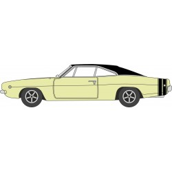 Dodge Charger 1968 Yellow...