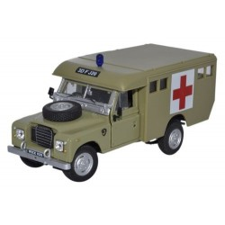 Land Rover Ambulance Army